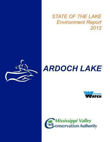 ARDOCH LAKE - Mississippi Valley Conservation