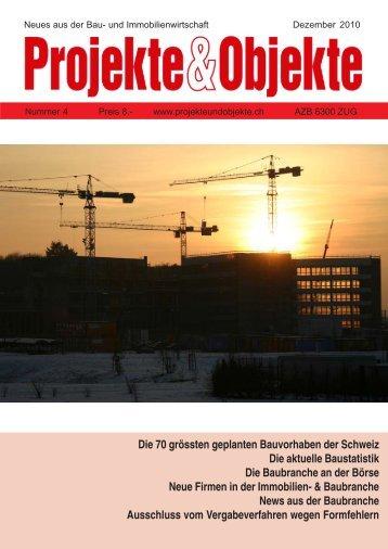Projekte & Objekte