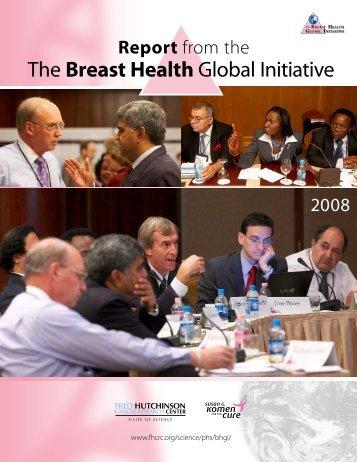 BHGI_Report_2008 - Breast Health Global Initiative