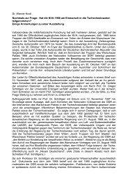 Dr. Werner Knoll Nochmals zur Frage: Hat die NVA ... - aggi-info.de