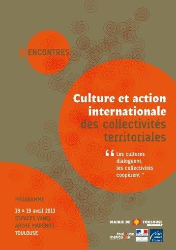 Programme prévisionnel - France-Diplomatie-Ministère des Affaires ...