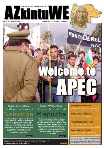 Mapuche Benetton - Centro de Documentación Ñuke Mapu