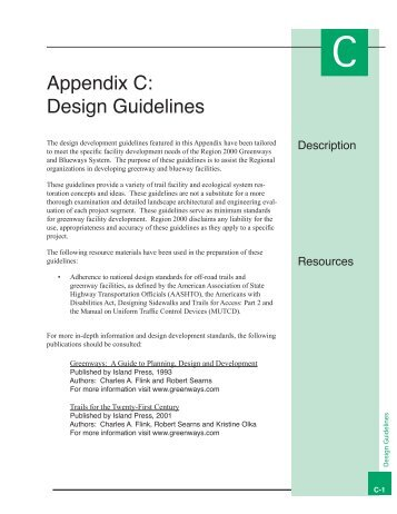 Appendix C: Design Guidelines - Bedford County, Virginia