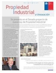 Propiedad Industrial - Inapi Proyecta
