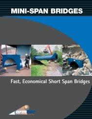 Mini-Span 02-0353 - Armtec