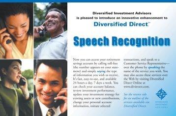 Diversified Direct. - PLANSPONSOR.com
