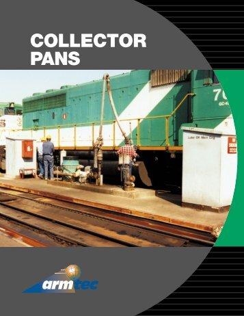 Collector pans - Armtec