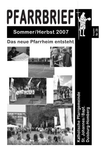 29 - kath. Pfarrgemeinde St. Johannes