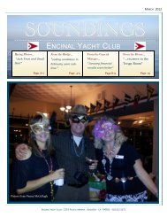 2012 Delta Daze 5 August - Encinal Yacht Club