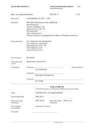 Barn- och ungdomsnämnden 2007-09-11 1 - Grästorps kommun