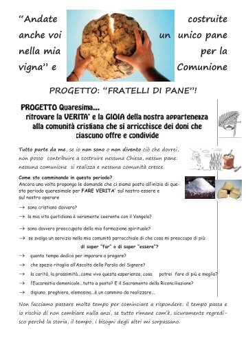 e - Parrocchia di S. Maria Madre della Chiesa - Pisa