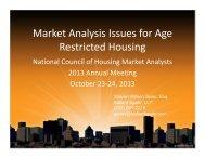 Combined Presentation - National Housing & Rehabilitation ...