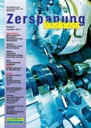 Mechanische Bearbeitung bis 100 t Stückgewicht SPALECK