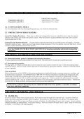 Material Safety Data Sheet SECTION 1: PRODUCT AND ... - 3M - Page 3