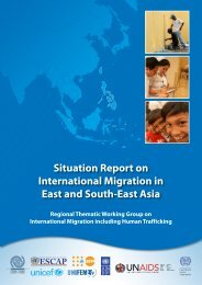 Situation Report on International Migration in East and ... - Unicef