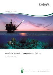 Westfalia Separator® seaprotectsolutions - ShipServ