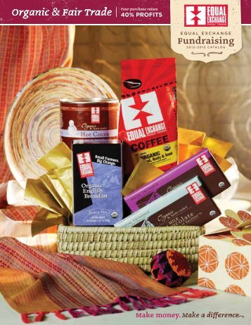 Fundraising Catalog - Equal Exchange