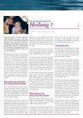 Ausgabe 9 / 2008 - Onkologische Schwerpunktpraxis Darmstadt - Page 6
