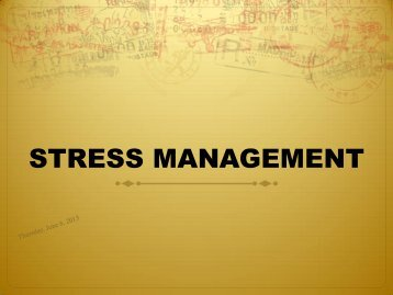 STRESS MANAGEMENT PRINCIPLES-Dr.Edusei.pdf