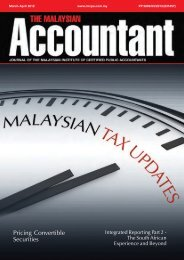 Pricing Convertible Securities - The Malaysian Institute Of Certified ...