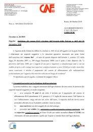 569/2010/CDA/SS/GN AI CORRISPONDENTI CAF UIL ... - uil varese