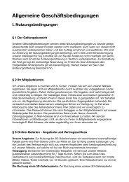 AGB als PDF speichern - 3D STELLWERK
