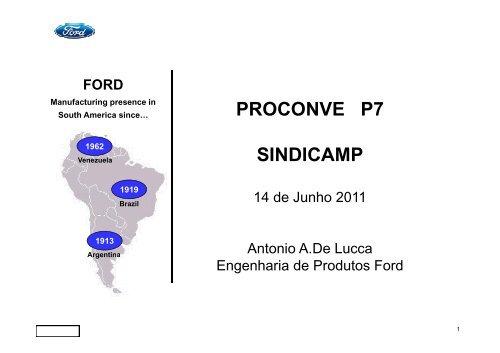PROCONVE P7 SINDICAMP - Transporte Moderno
