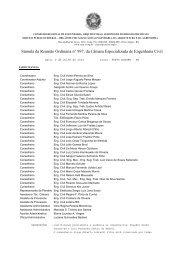 Súmula da Reunião Ordinária n° 997, da Câmara ... - Crea-RS