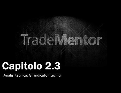 Analisi tecnica: Gli indicatori tecnici - Saxo bank Italia