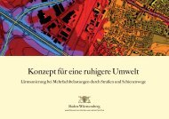 Konzept für eine ruhigere Umwelt - Wolfgang Raufelder