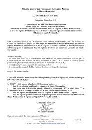 Liste rouge des odonates en Haute-Normandie ( CSNHN