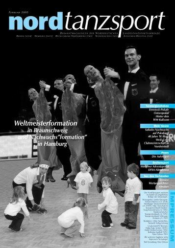 Weltmeisterformation in Braunschweig und Nachwuchs ... - DTV