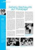 Weltmeisterformation in Braunschweig und Nachwuchs ... - DTV - Seite 6