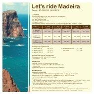 Let's ride Madeira - BMW Motorrad