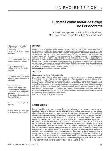 REVISTA Vol. 2 - Nº 2.indd - Revista Clínica Médica Familiar