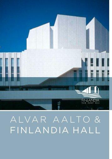 ALVAR AALTO & FinLAnDiA HALL - Finlandia-talo
