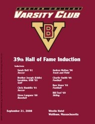 39th Hall of Fame Induction - Graber Associates