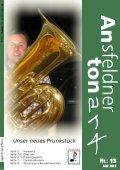 Unser neues Prunkstück - Musikverein Ansfelden - Page 4