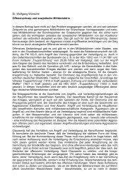 Offensivprinzip und sowjetische Militärdoktrin - AGGI-INFO.DE