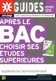 Télécharger - Le portail de l'information jeunesse en Auvergne