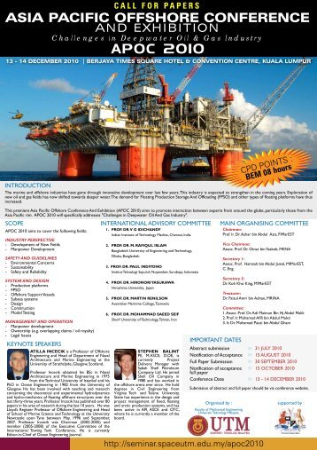 Download Brochure - Seminar.utmspace.utm.my