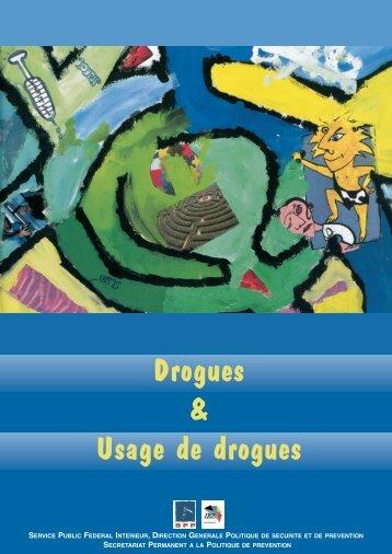Drogues & Usage de drogues - PSSP - Marche-en-Famenne
