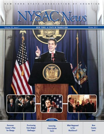 PDF: Winter 2011 - New York State Association of Counties
