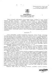 Sprendimas Lietuvos Respublikos vardu 2009 gruodis - Generalinė ...