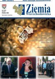 Ziemia Wierzchosławicka - numer 4(67) - Gmina Wierzchosławice