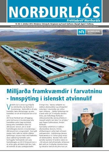 10. tölublað 2012 - Norðurál