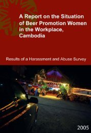 Read report (pdf 3133kb) - Fair Trade Beer