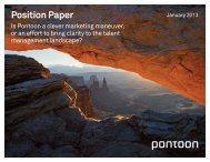 January 2013 - Pontoon Solutions