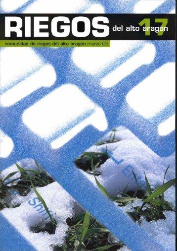 Boletín Informativo nº 17 (marzo de 2005)