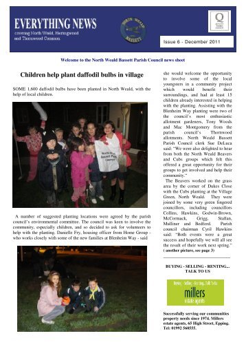 everything news NW 6 - dec 2011.wps - Everything Epping Forest